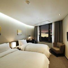 Отель Ramada Encore Seoul Magok 3* Номер Делюкс с различными типами кроватей фото 4