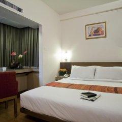 Отель The Seasons Bangkok Huamark 3* Стандартный номер с различными типами кроватей