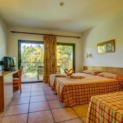 Отель SBH Club Paraíso Playa - All Inclusive 4* Стандартный номер разные типы кроватей фото 6