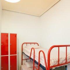Barbieri Sol Hostel Кровать в общем номере с двухъярусной кроватью фото 4