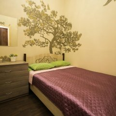 Хостел Siberia Стандартный семейный номер с двуспальной кроватью фото 2