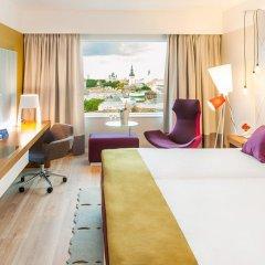 Radisson Blu Sky Hotel, Tallinn 4* Стандартный номер с разными типами кроватей фото 3
