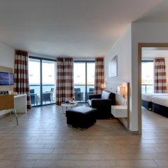 Отель AX ¦ Seashells Resort at Suncrest 4* Люкс с различными типами кроватей фото 3