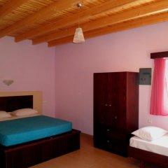 Отель Aroma Stegna Пляж Стегна комната для гостей