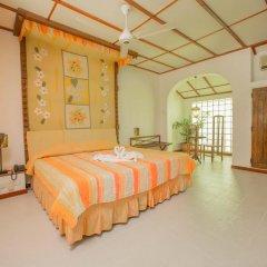 Отель Sigiriya Village 4* Улучшенный коттедж с различными типами кроватей фото 7