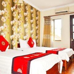 Hanoi Downtown Hotel 2* Улучшенный номер с различными типами кроватей фото 3