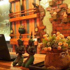 Pattaya 7 Hostel интерьер отеля