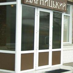 Гостиница Дарницкий Номер Делюкс с различными типами кроватей