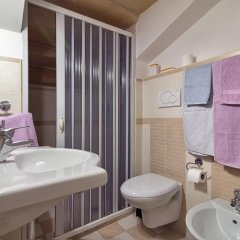 Отель Dimora dei Baroni Лечче ванная