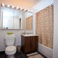 Отель Global Luxury Suites at Columbus Люкс с различными типами кроватей фото 10