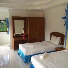 Отель Chan Pailin Mansion 2* Стандартный номер с различными типами кроватей фото 5