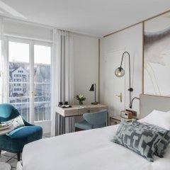 Hotel Storchen 5* Стандартный номер с различными типами кроватей фото 6