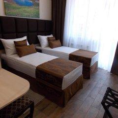 Гостиница ZARA 3* Стандартный номер с разными типами кроватей фото 6