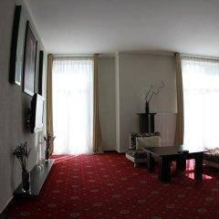 Гостиница Блюз Улучшенная студия разные типы кроватей фото 4