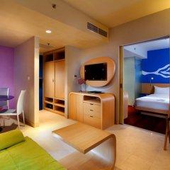 Отель Best Western Kuta Beach 3* Полулюкс с различными типами кроватей фото 3