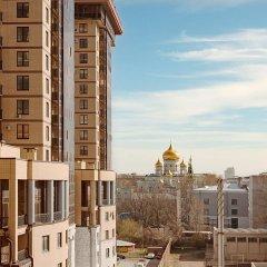 Гостиница ImperialApart Moskovskiy Апартаменты с различными типами кроватей фото 17