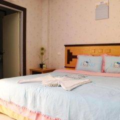Отель B & L Guesthouse сейф в номере