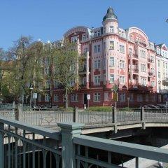 Отель Jurincom apartments Чехия, Карловы Вары - отзывы, цены и фото номеров - забронировать отель Jurincom apartments онлайн приотельная территория фото 2
