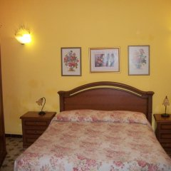 Отель Arenella Beach Аренелла комната для гостей