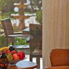 Апартаменты Seydnaya Apartments & Studios Ситония питание