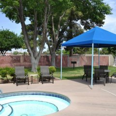 Отель Las Vegas Camping Resort Cabin 6 США, Лас-Вегас - отзывы, цены и фото номеров - забронировать отель Las Vegas Camping Resort Cabin 6 онлайн бассейн фото 3