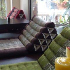 Отель Baan Sabai De питание фото 2