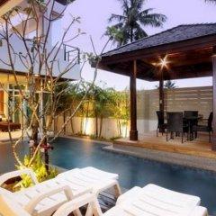 Отель Seetrough Villas бассейн фото 3