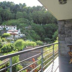 Отель Casa Das Furnas балкон