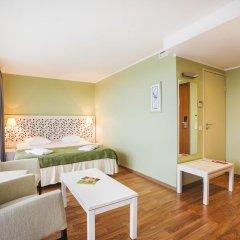 Jurmala SPA Hotel 4* Улучшенный номер с различными типами кроватей фото 11