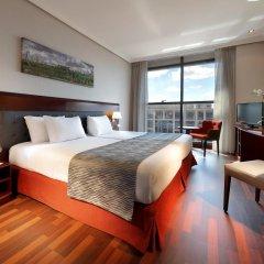Hotel Vía Castellana 4* Стандартный номер с различными типами кроватей фото 3