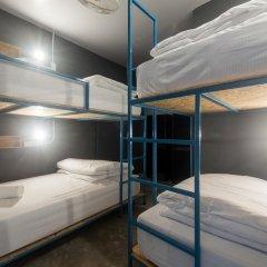 Bed Hostel Кровать в общем номере фото 4