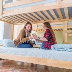 БМ Хостел Кровать в общем номере с двухъярусной кроватью фото 14