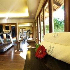 Отель Maradiva Villas Resort and Spa фитнесс-зал фото 2