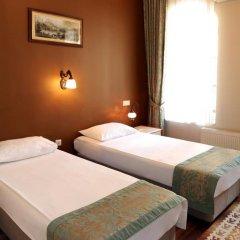 Sur Hotel Sultanahmet 3* Стандартный номер с двуспальной кроватью фото 11