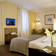 Отель Starhotels Majestic 4* Стандартный номер с двуспальной кроватью фото 7