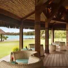 Отель The St Regis Bora Bora Resort бассейн фото 7