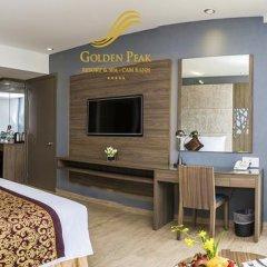Отель Golden Peak Resort & Spa 5* Стандартный номер фото 4