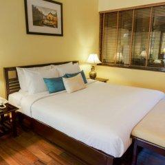 Отель Hoi An Trails Resort 4* Номер Делюкс с различными типами кроватей фото 10