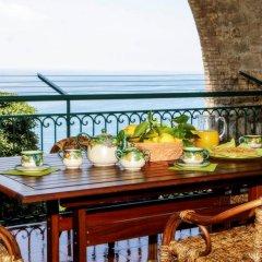 Отель Villa Conca Smeraldo Конка деи Марини питание фото 2