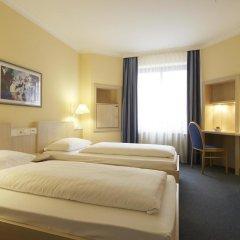 Отель IntercityHotel Nürnberg 3* Стандартный номер с 2 отдельными кроватями фото 2