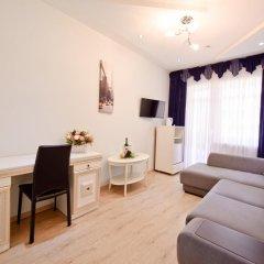 Гостиница Радуга-Престиж 3* Люкс с двуспальной кроватью фото 7