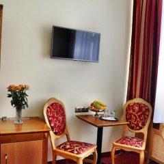 Отель City Pension 4* Стандартный номер с различными типами кроватей фото 16