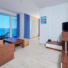 Отель Family Hotel Regata Болгария, Поморие - отзывы, цены и фото номеров - забронировать отель Family Hotel Regata онлайн комната для гостей фото 10
