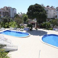 Отель Halici Otel Marmaris бассейн