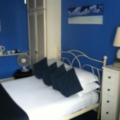 Kipps Brighton Hostel Стандартный номер с различными типами кроватей фото 11