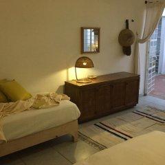 Отель Casa Canario Bed & Breakfast 2* Улучшенный семейный номер с двуспальной кроватью фото 5