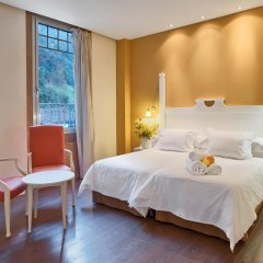 Hotel Balneario La Hermida 4* Номер категории Эконом с различными типами кроватей фото 4