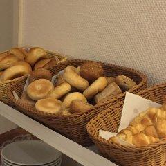 Апартаменты Apartment Zentrum Düsseldorf питание