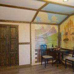 Гостиница Теремок Заволжский интерьер отеля фото 2