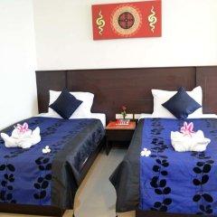 Sharaya Patong Hotel 3* Стандартный номер с различными типами кроватей фото 9
